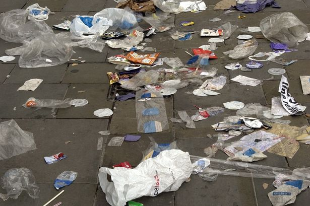 Local Litter Problem Slashes Home Prices in England