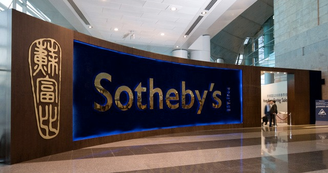 Sotheby's Posts Upbeat Hong Kong Auction Results