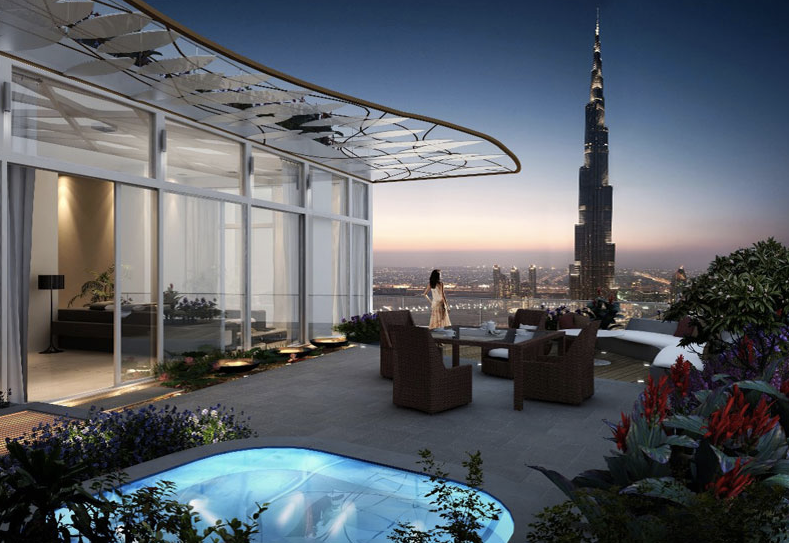 Emaar to Launch Sales of Sky Collection Luxury Apartments in Downtown Dubai