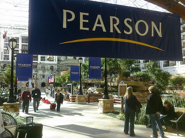 Pearson share price: Moody's flags possible downgrade