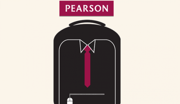 Pearson share price jumps as full year results meet lowered forecast