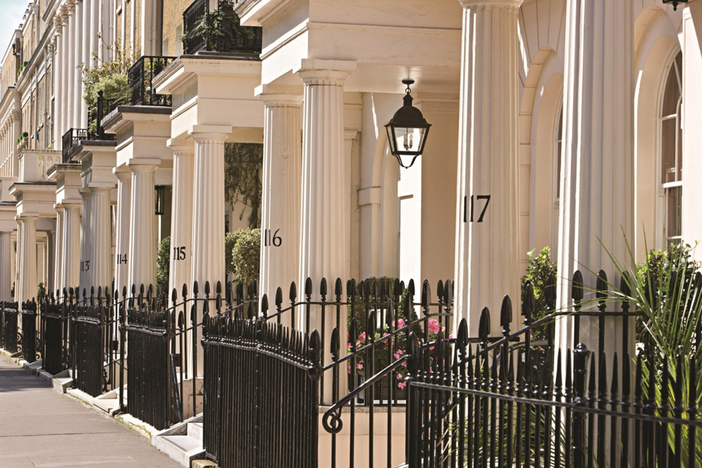 London real-estate continues to attract international buyers