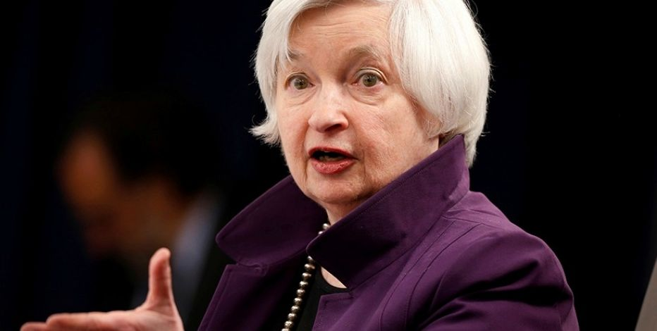 US dollar strengthens on rate hike hopes after Yellen's hawkish comments