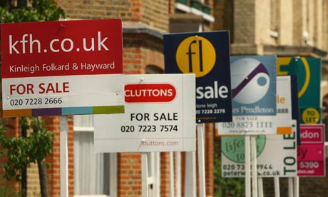 UK house price growth picks up in October