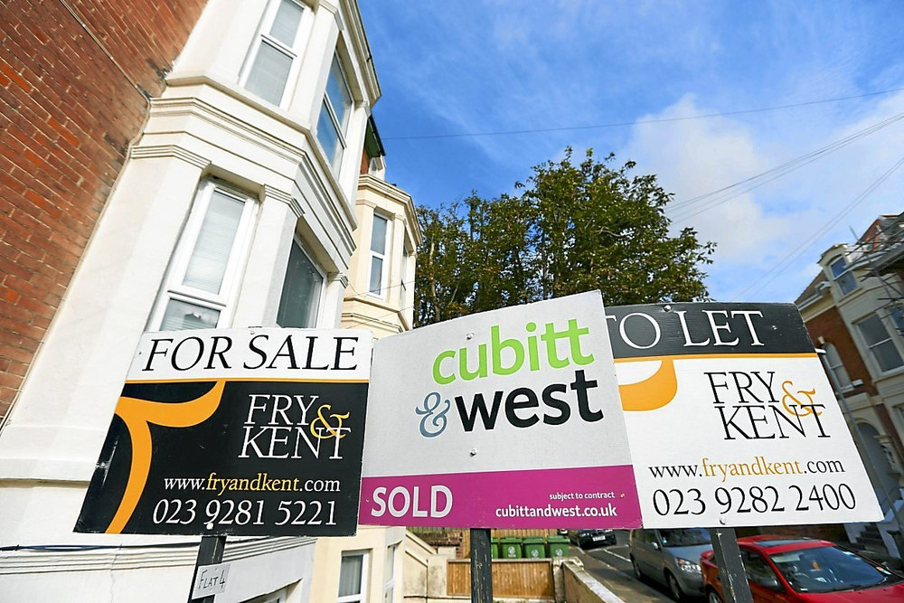UK house price growth accelerates for third straight month