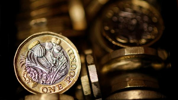 British pound loses some ground post GDP, analysts see upside potential