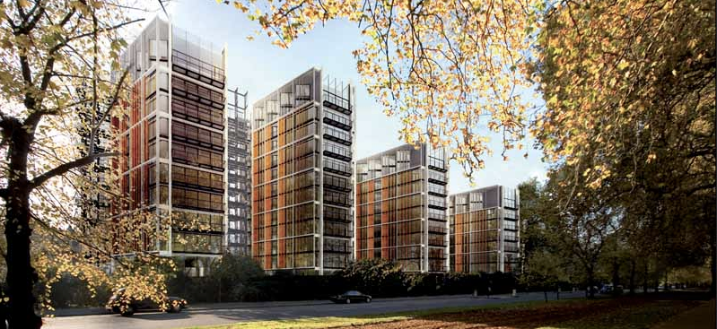 Luxury Homebuilding in London Set to Boom on Foreign Investments