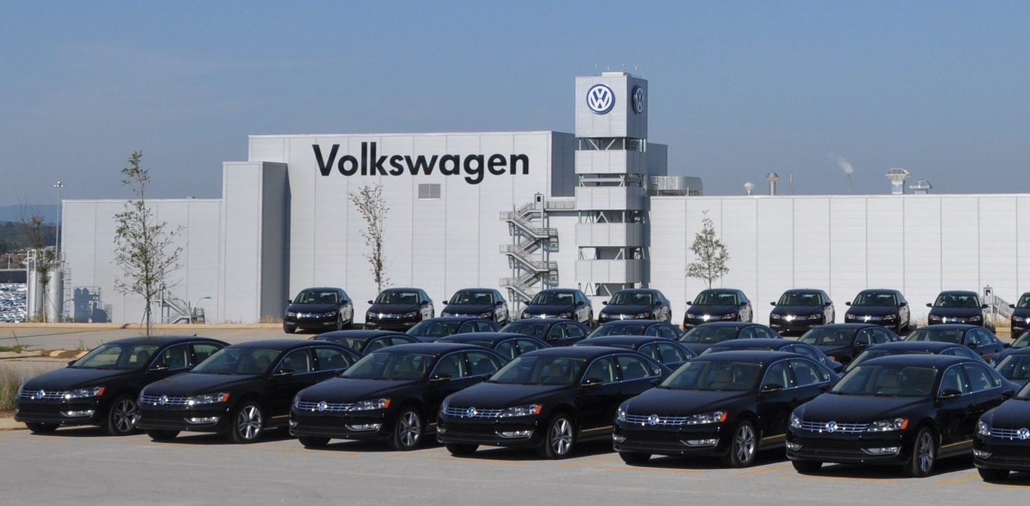 Volkswagen shares rise amid plans to become major electric car manufacturer