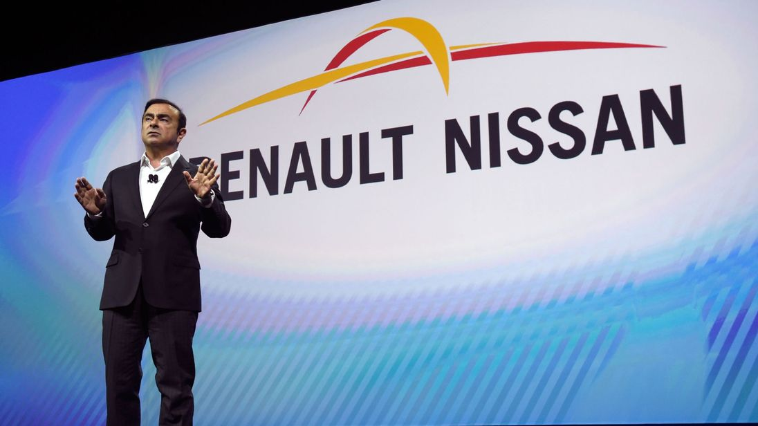 Nissan shares fall as car maker plans to remove Chairman Ghosn