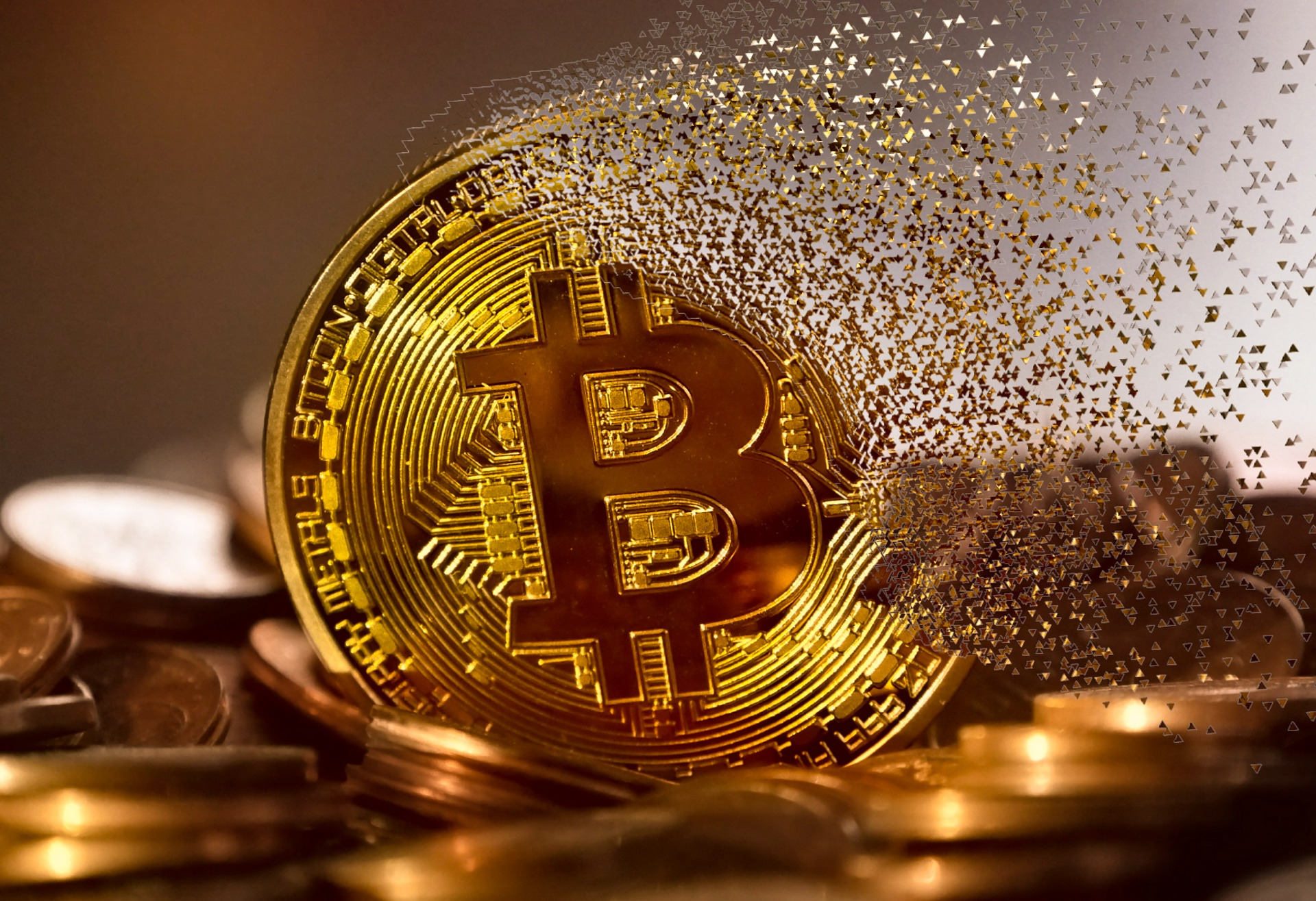 Bitcoin price (BTC/USD) fights to stay above $3,400 following morning drop