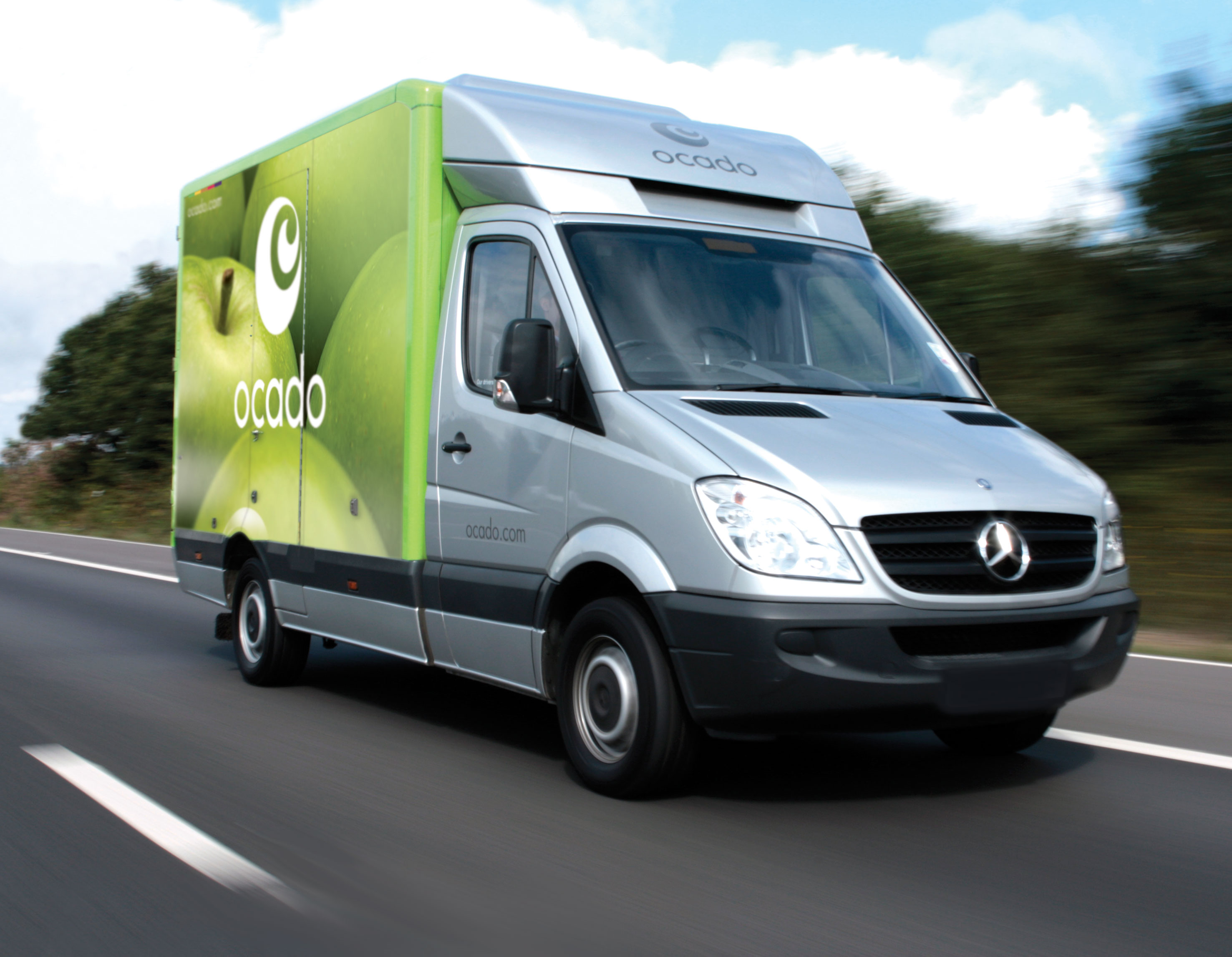 Ocado share price soars as group confirms JV talks with Marks & Spencer