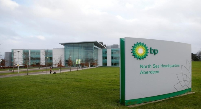 BP reports a 40% decline in profits in the third quarter