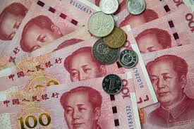 Yuan steady as China PMI increases after months of gloom