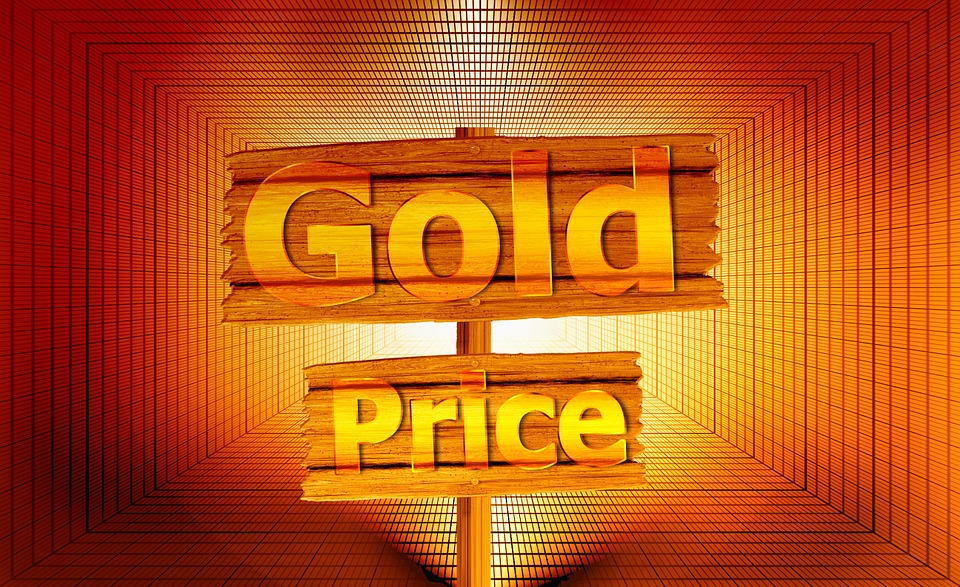 Gold prices surge amid global fears