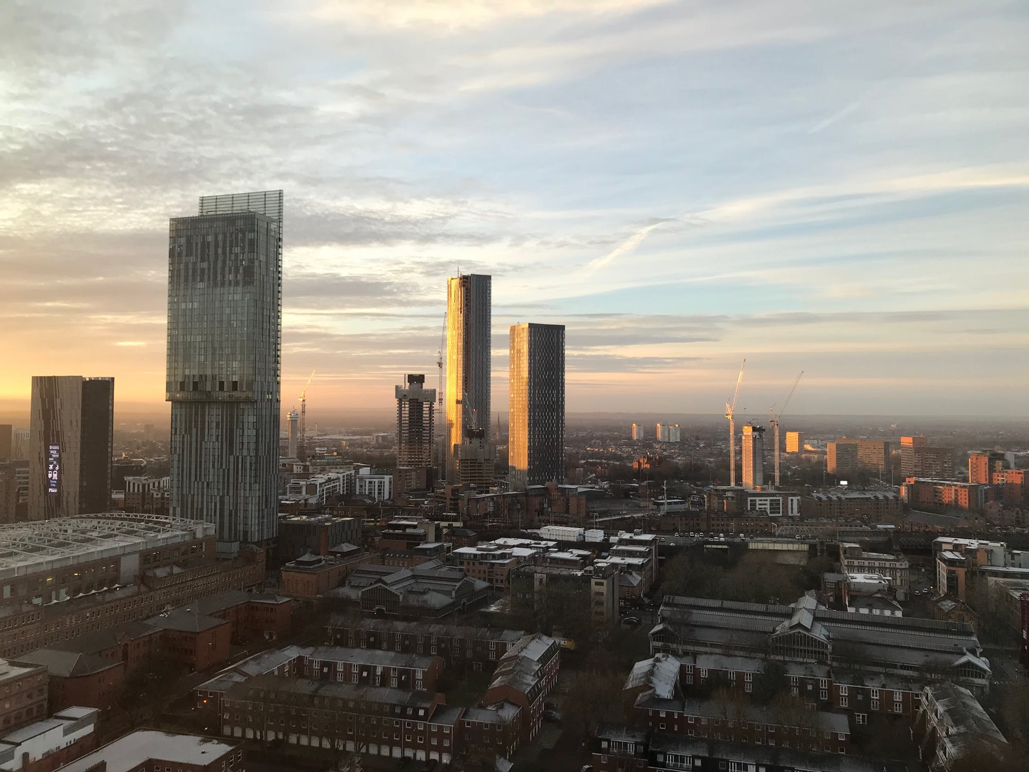 Why Keep an Eye on the Manchester Property Market in 2020