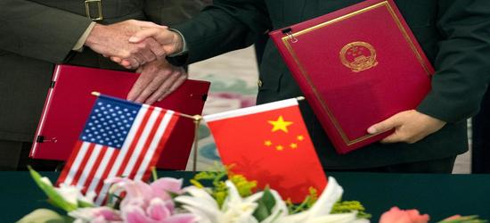 President Trump says he will sign the phase 1 trade deal with China on January 15th