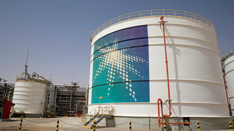 Saudi's Aramco to Cut Capital Spending, Shares Trade Near Record Lows