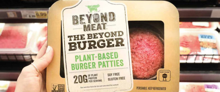 Here's Why Beyond Meat Stock Trades 60% Higher In 2020