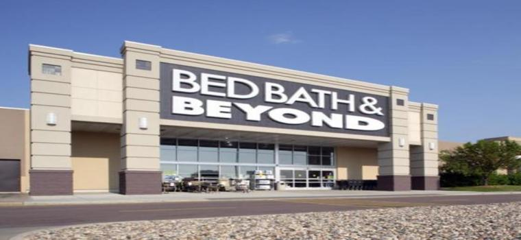 Bed Bath & Beyond records worst daily performance in the stock market following largely downbeat figures for sales