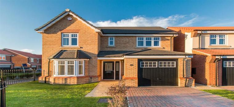 Asking prices for marketed properties in the UK increase 0.8% to near a record high