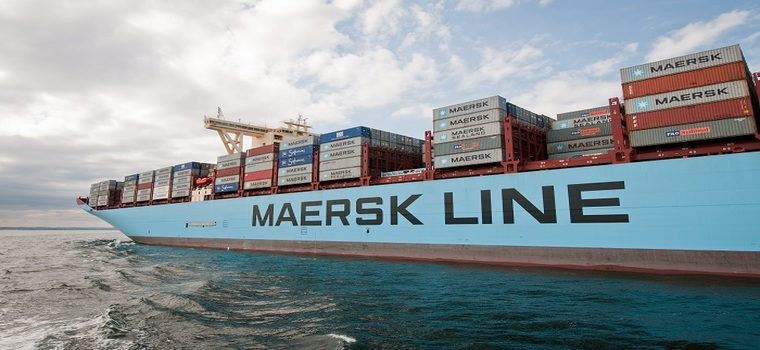 Maersk says its financial performance is expected to take a hit amidst the Coronavirus outbreak
