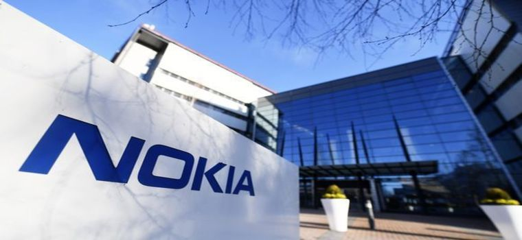 Nokia outperforms European technology shares index on hopes of mergers and acquisitions