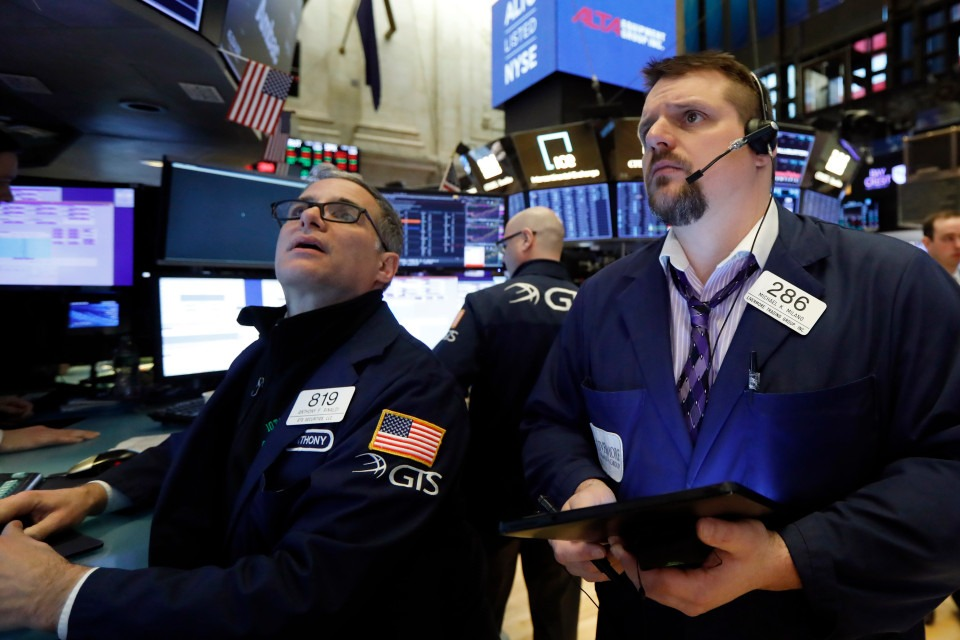 Dow Jones Opens the Week 600 Points Lower As Coronavirus Spreads to Italy
