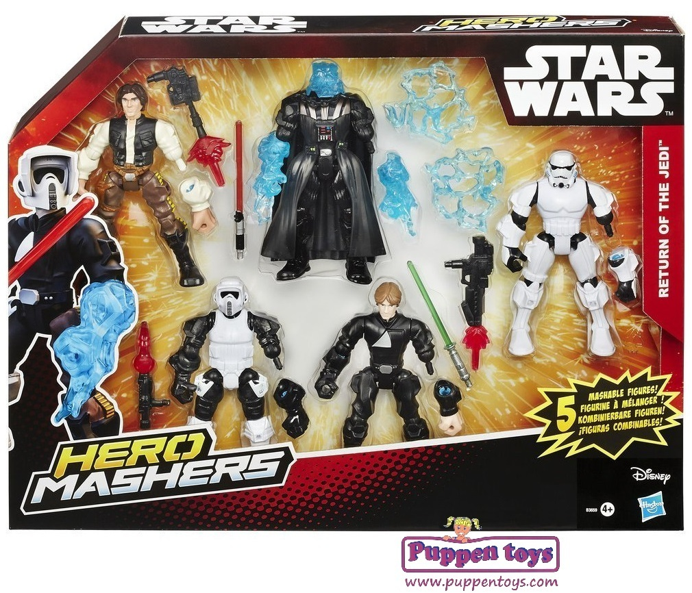 """""""Star Wars"""" and """"Frozen 2"""" Toys Helped Boost Hasbro's Holiday Sales"""