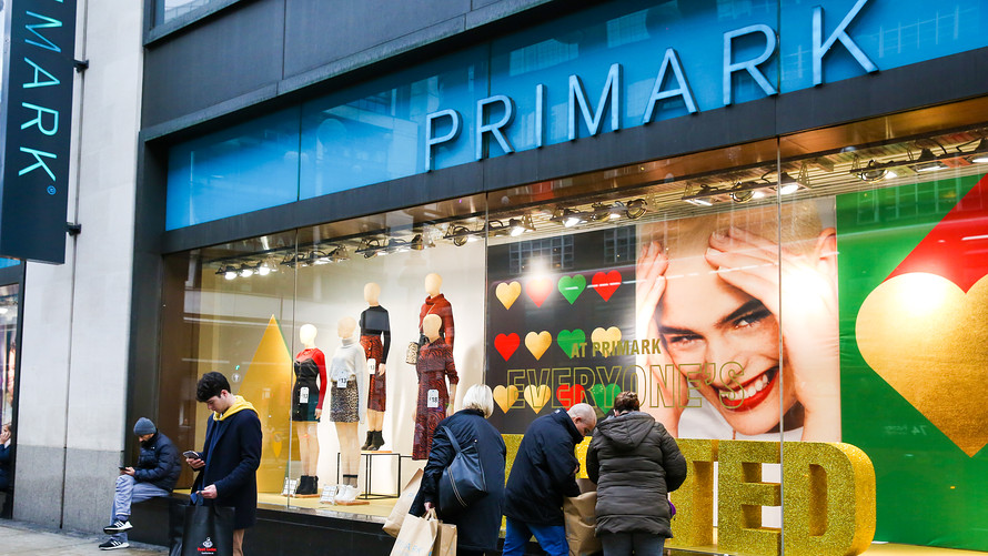 Primark Concerned Of Coronavirus's Impact on the Supply