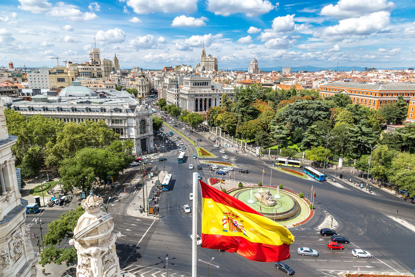 Officials Warn That 80% of People in Madrid Will Get Coronavirus, IBEX35 Turns Negative