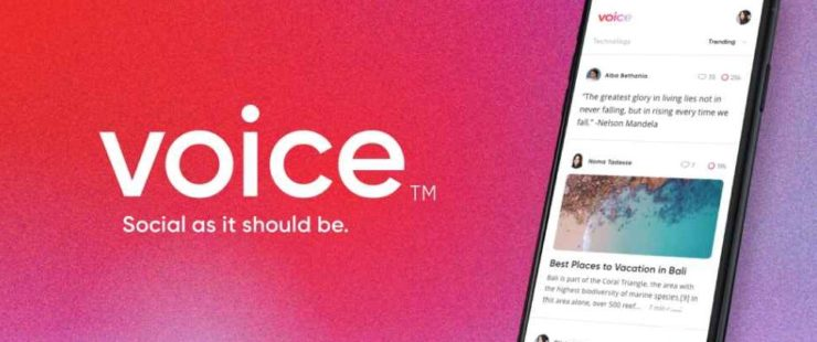 Block.one Invests $150M in Its Social Media Platform Voice