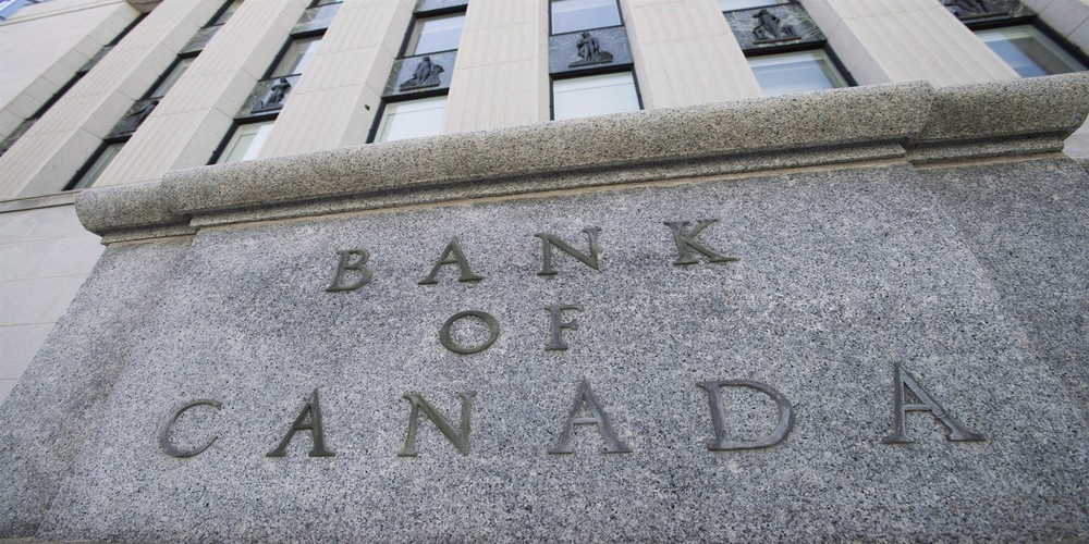 Bank of Canada cuts rates again by 50 basis points to 0.25% to combat Coronavirus