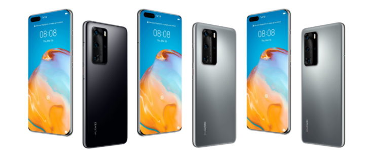Huawei Unveils New High-End Phone Lineup, Targets Apple and Samsung