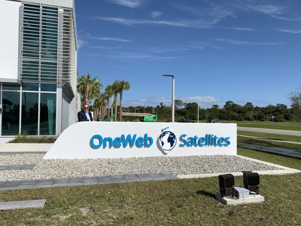 OneWeb Files For Bankruptcy After Failing to Secure Softbank Funding
