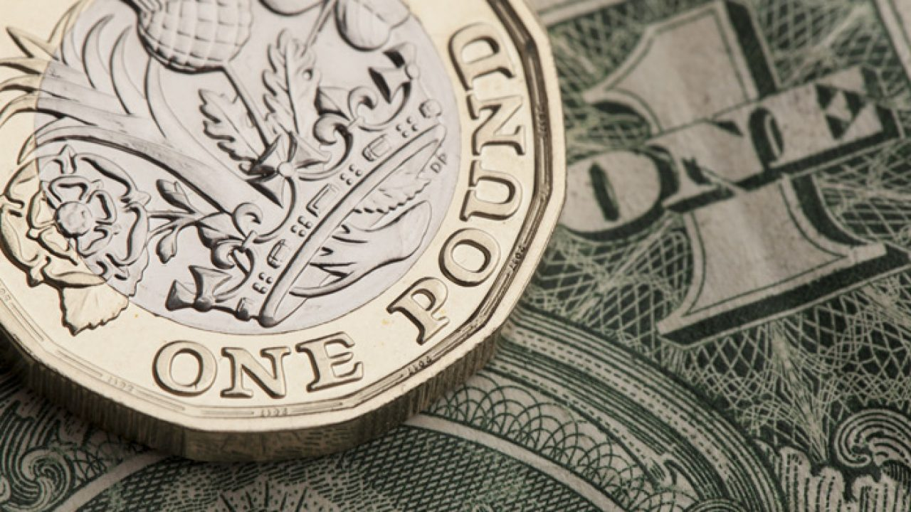 GBP/USD Can Gain Nearly 9% in April on This Chart Pattern