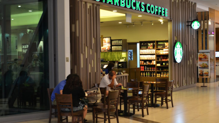 Starbucks stock price ignores expected plunge in Q2 earnings, prints 4-week high