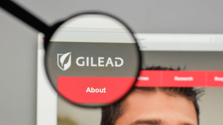 Gilead Speeds Up Production of Experimental COVID-19 Drug, Stock Up 7%