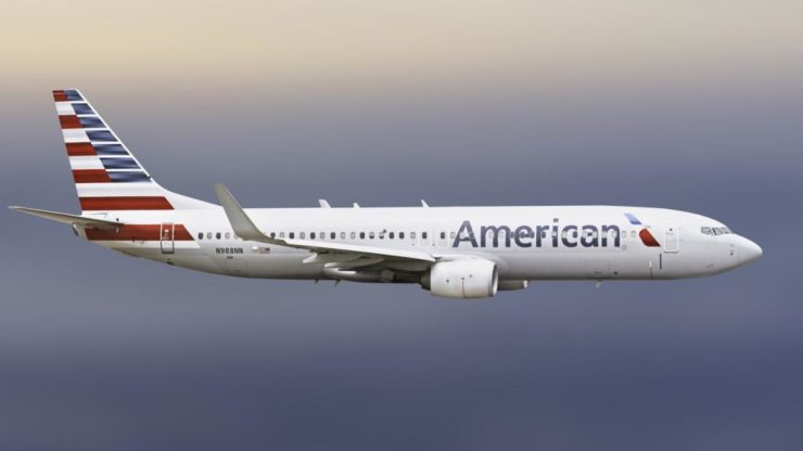 American Airlines Group loses 7.9% on Friday to hit a record low in over 5 years