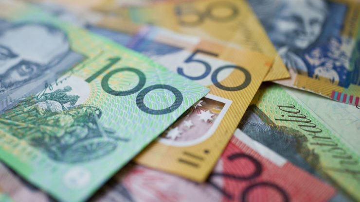 AUD/USD spikes as hoarding pushes Australian retail sales to 20-year high