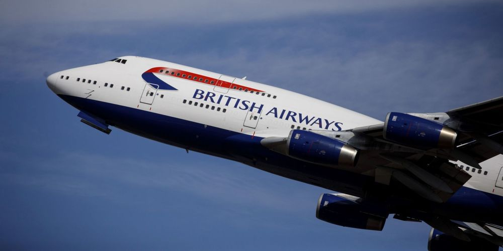 British Airways in talks with the UK trade union to lay off 80% of its workforce