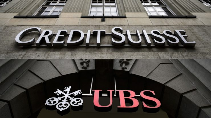 Credit Suisse and UBS postpone dividend payments following excessive pressure from FINMA