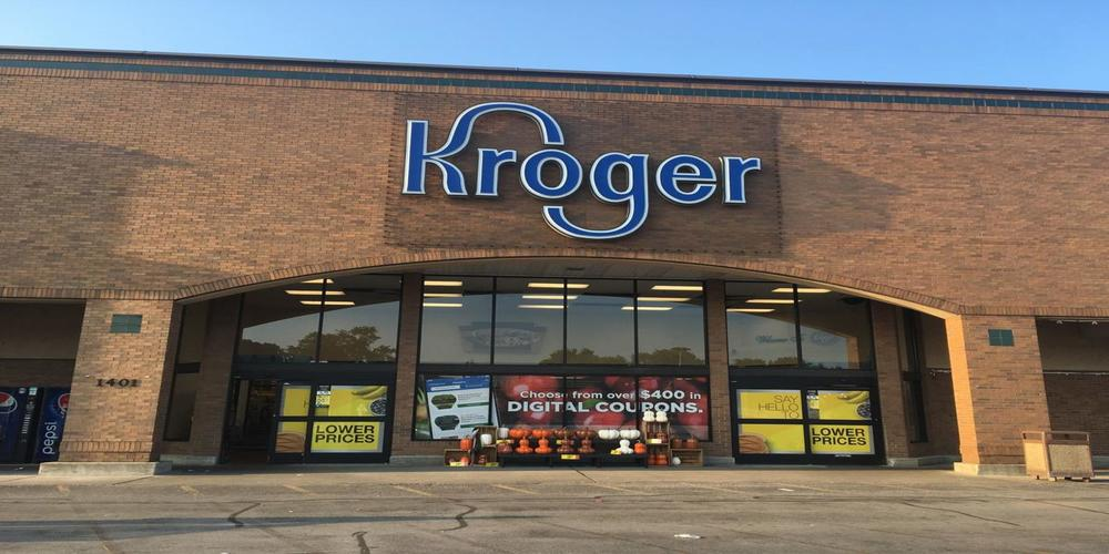 Kroger's comparable sales climb 30% in March on Coronavirus driven panic buying