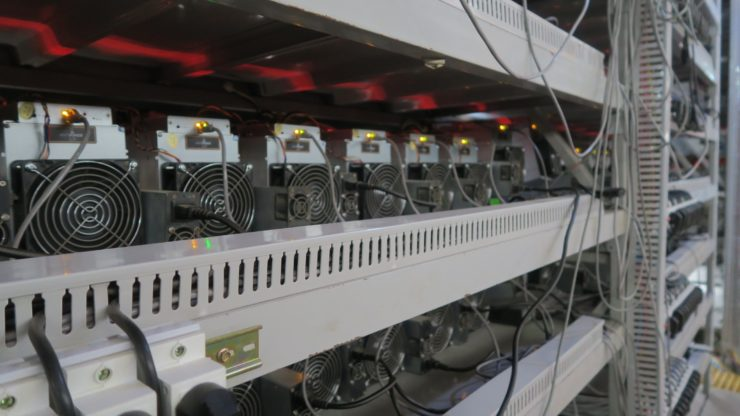 One of China's leading BTC mining pools shuts down