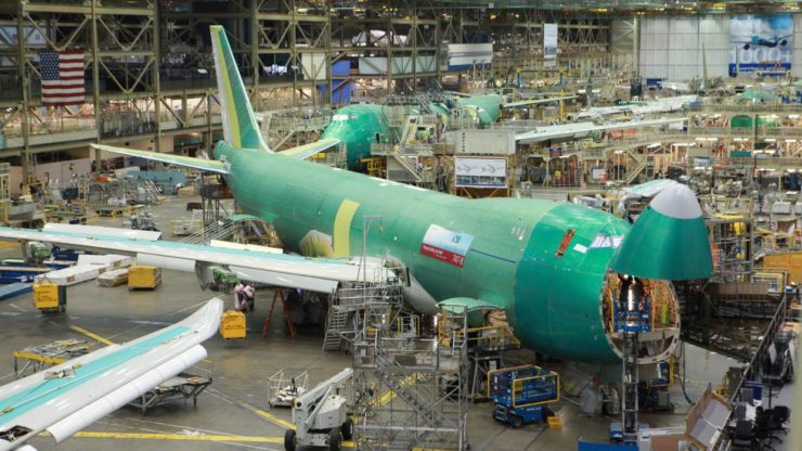 Spirit AeroSystems suspends production for Boeing until further notice