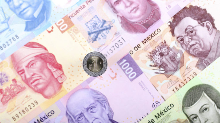 USD/MXN: peso rally fades as low oil price converges with weak retail sales data