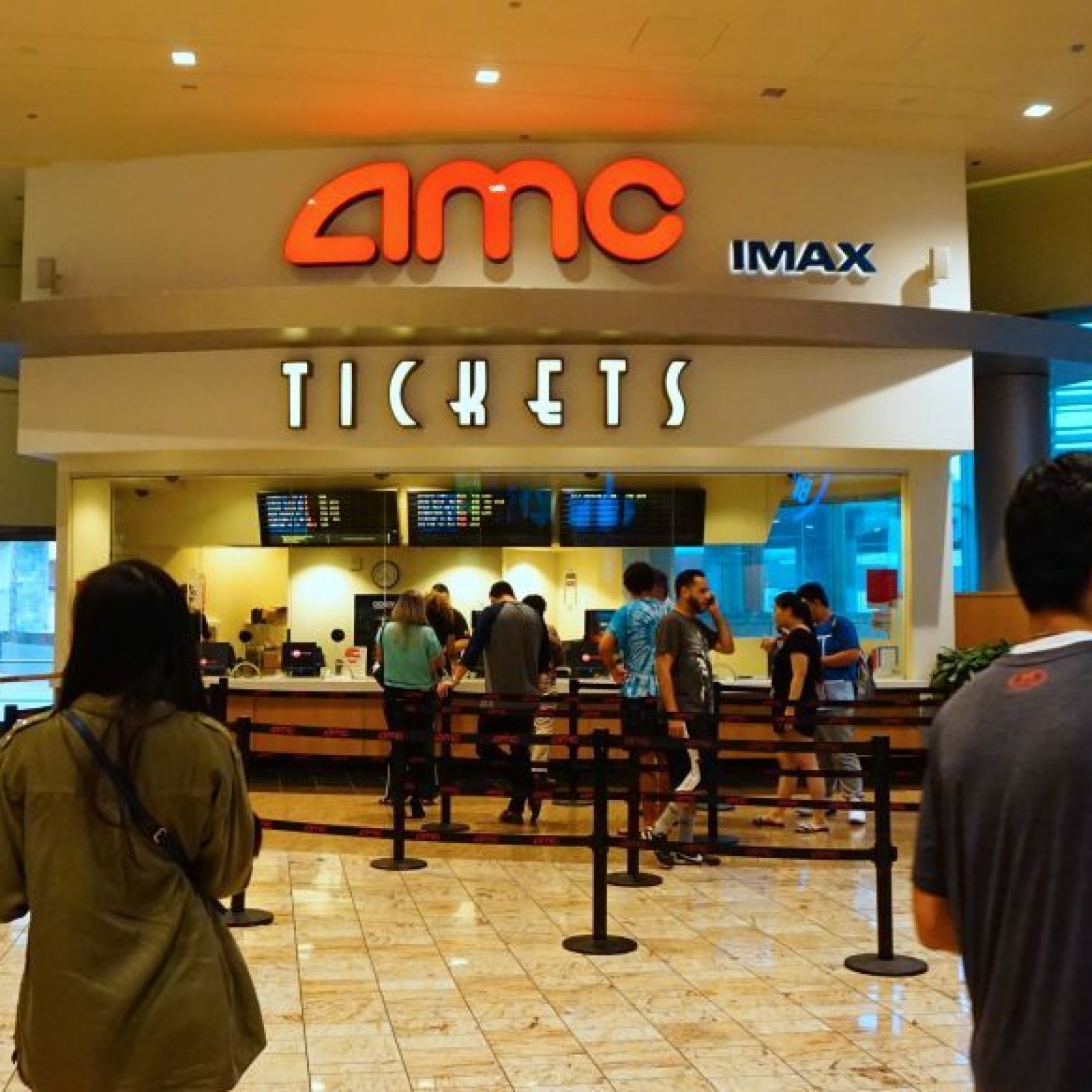 AMC Stock Plunges 10% As CEO Says Theaters Won't Open Before June