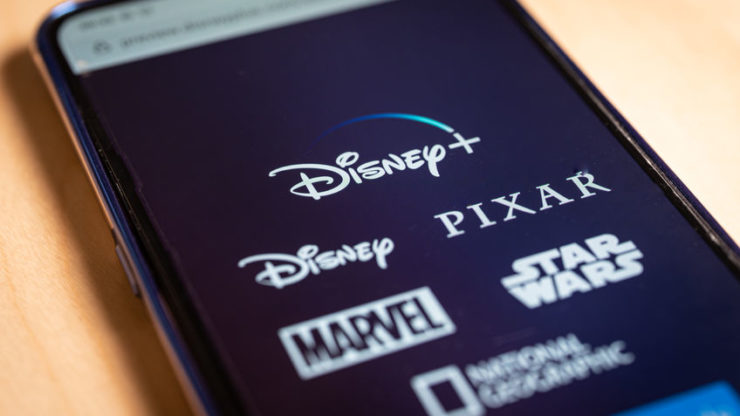 Disney+ global paid subscribers surpass 50 million in five months
