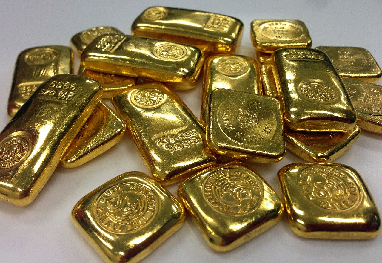 Here's why the largest U.S. bank is bullish on gold prices