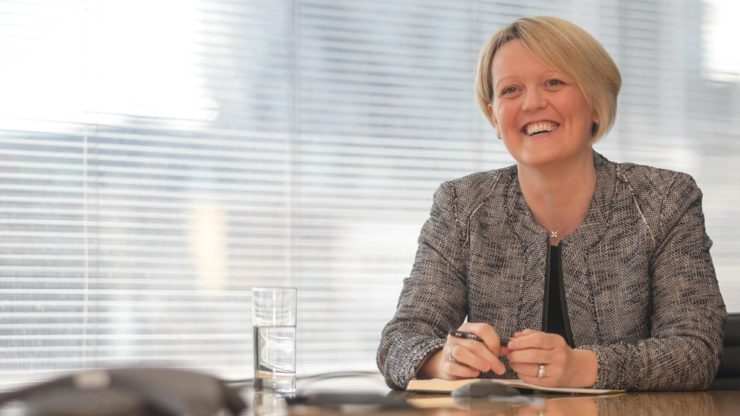 RBS share price surges as Alison Rose takes top job