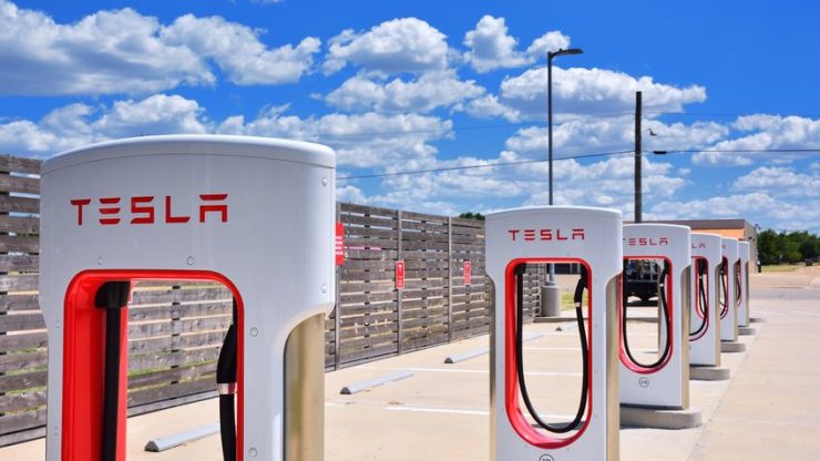 Here's why Tesla stock price gained 28% in 24 hours